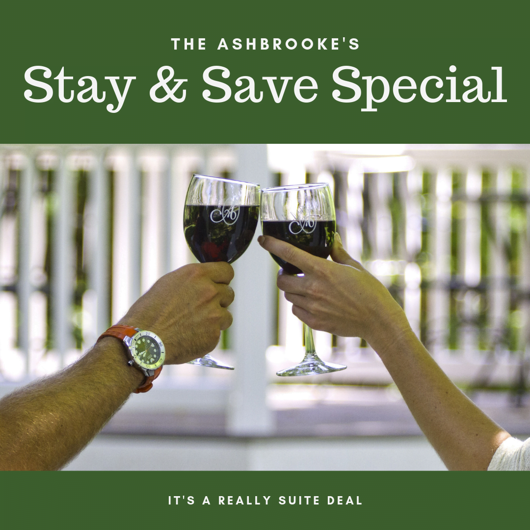The Ashbrooke's Suite Deal Special