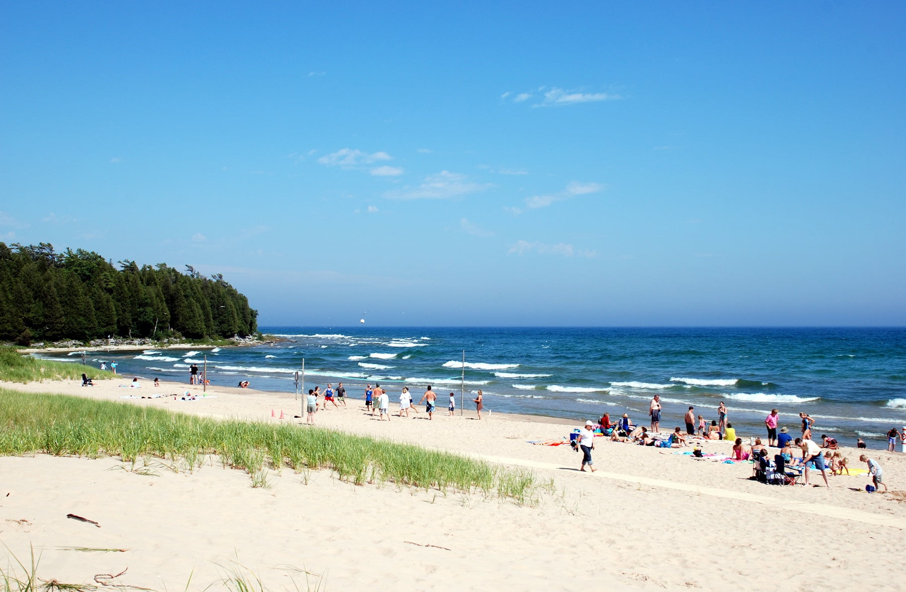 What Are The Best Door County Beaches
