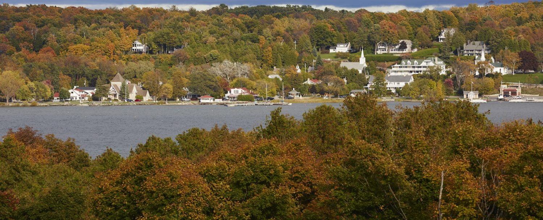 Fall in Ephraim