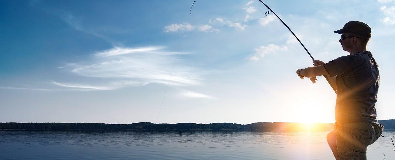 Kangaroo Lake fishing