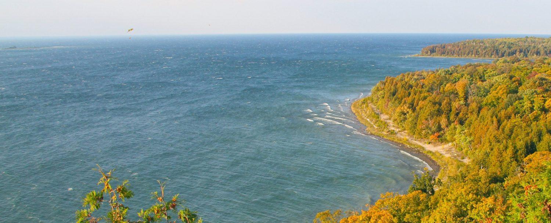 svens bluff peninsula state park