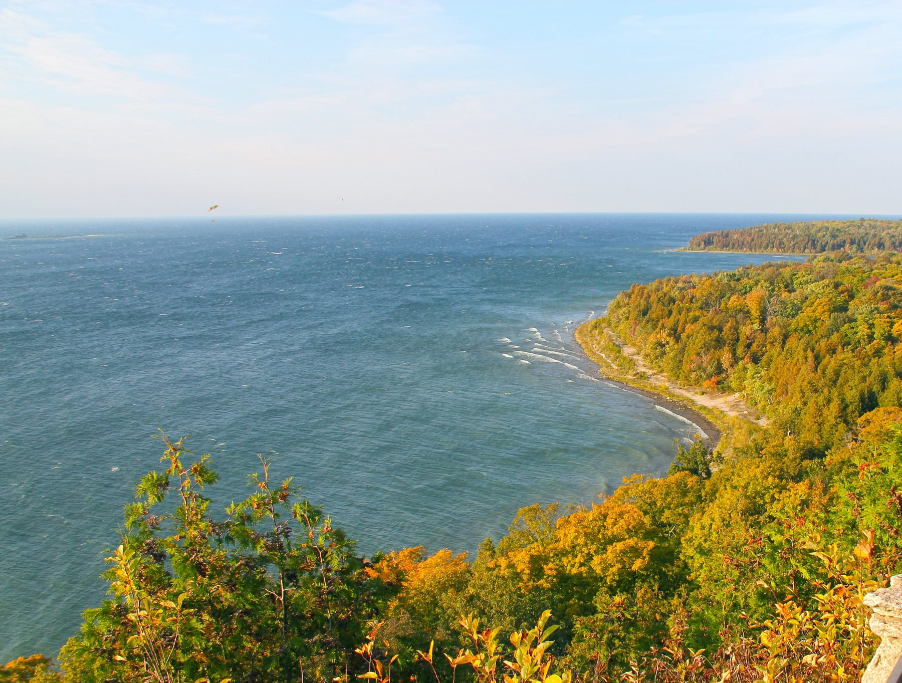 How To Plan A Perfect Day At Peninsula State Park Wi