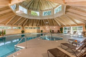 amenities at the ashbrooke - pool