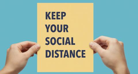 social distancing door county